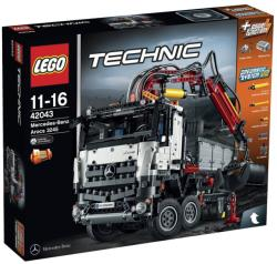 LEGO Technic - Mercedes-Benz Arocs 3245 (42043)