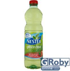 NESTEA Ice tea zöld eper-aloe vera 1,5l