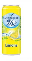 San Benedetto Dobozos ice tea citrom 330ml