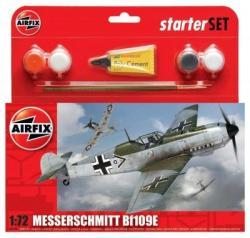 Airfix Messerschmitt Bf109E (AF55106)