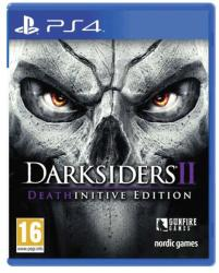 Nordic Games Darksiders II [Deathinitive Edition] (PS4)