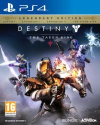 Activision Destiny The Taken King [Legendary Edition] (PS4)