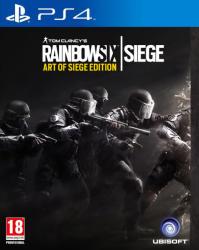 Ubisoft Tom Clancy's Rainbow Six Siege [Art of Siege Edition] (PS4)