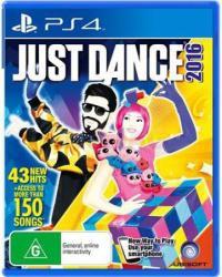 Ubisoft Just Dance 2016 (PS4)