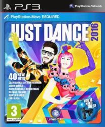 Ubisoft Just Dance 2016 (PS3)