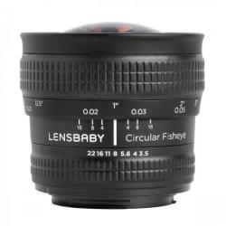 Lensbaby 5.8mm Circular Fisheye (Canon)