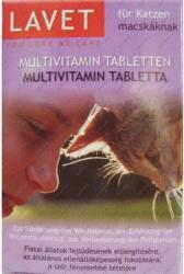 LAVET Multivitamin macskák részére 50db