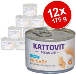 KATTOVIT Urinary Tuna Tin 12x175g