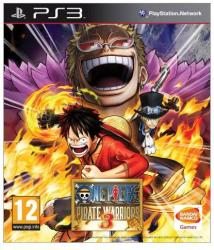 Namco Bandai One Piece Pirate Warriors 3 (PS3)