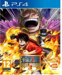 Namco Bandai One Piece Pirate Warriors 3 (PS4)