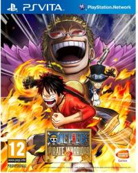 Namco Bandai One Piece Pirate Warriors 3 (PS Vita)