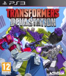 Activision Transformers Devastation (PS3)