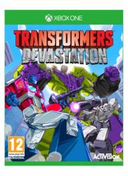 Activision Transformers Devastation (Xbox One)
