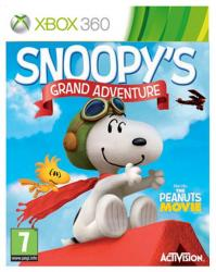 Activision The Peanuts Movie Snoopy's Grand Adventure (Xbox 360)