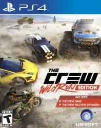 Ubisoft The Crew [Wild Run Edition] (PS4)
