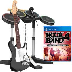 Mad Catz Rock Band 4 [Band-in-a-Box Bundle] (PS4)
