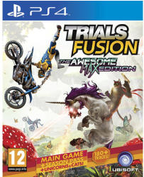 Ubisoft Trials Fusion [The Awesome Max Edition] (PS4)