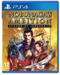 KOEI TECMO Nobunaga's Ambition Sphere of Influence (PS4)