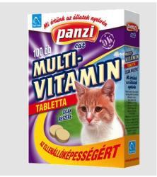 Panzi Multivitamin tabletta 100db
