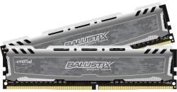 Crucial Ballistix Sport 8GB (2x4GB) DDR4 2400MHz BLS2C4G4D240FSB