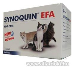 Synoquin EFA for Cats tabletta 30db