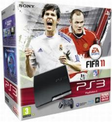 Sony PlayStation 3 320GB (PS3 320GB) + FIFA 11
