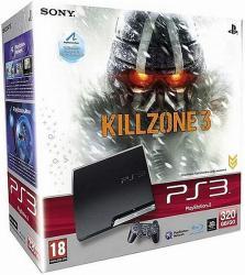 Sony PlayStation 3 320GB (PS3 320GB) + Killzone Shadow Fall