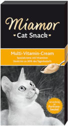 Miamor Cat Multi-Vitamin-Cream 6x15g