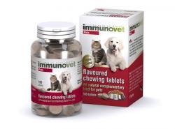 Immunovet Immunerősítő roboráló tabletta 60db