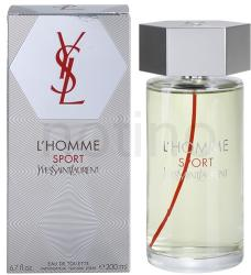 Yves Saint Laurent L'Homme Sport EDT 200ml