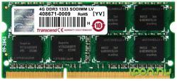 Transcend 4GB DDR3 1333MHz TS512MSK64W3N