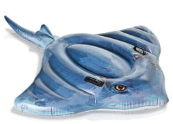Intex Felfújható rája lovagló matrac 188x145cm (57550)