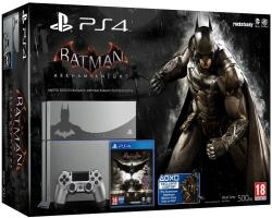 Sony PlayStation 4 Limited Edition 500GB (PS4 500GB) + Batman: Arkham Knight