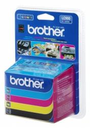 Brother LC900 MultiPack (BK/C/M/Y)