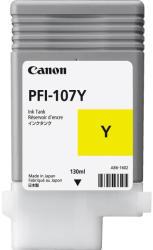 Canon PFI-107Y Yellow 6708B001