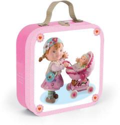 Janod 4 az 1-ben puzzle dobozban - Lilou babázik (J02881)