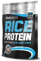 BioTechUSA Rice Protein - 500g