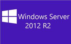 Microsoft Windows Server 2012 Standard R2 (2 CPU, 2VM) 00FF247