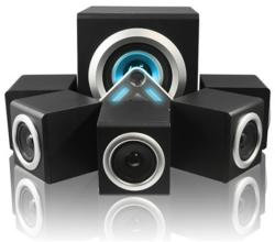 Sumvision V-Cube 5.1 Bluetooth