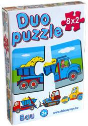 Dohány Duo puzzle - Munkagépek