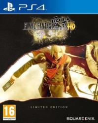Square Enix Final Fantasy Type-0 HD [Steelbook Edition] (PS4)