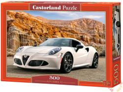 Castorland Alfa Romeo 4C 500 db-os (52219)