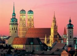 Ravensburger München, Németország 500 db-os (14124)