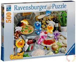 Ravensburger Gelini: Pizza 500 db-os (14251)