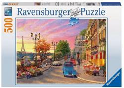 Ravensburger Párizsi este 500 db-os (14505)