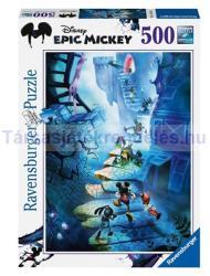 Ravensburger Epic Mickey - Lépcső 500 db-os (14240)