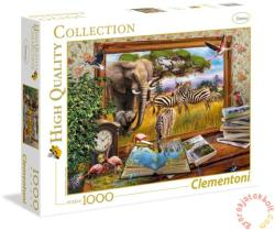 Clementoni Életre kel 1000 db-os (39296)