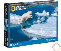 Clementoni National Geographic - Jegesmedve 1000 db-os (39304)