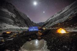 Clementoni National Geographic - Táborhely, Mount Everest 1000 db-os (39310)