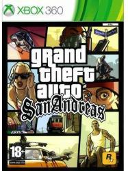 Rockstar Games Grand Theft Auto San Andreas (Xbox 360)